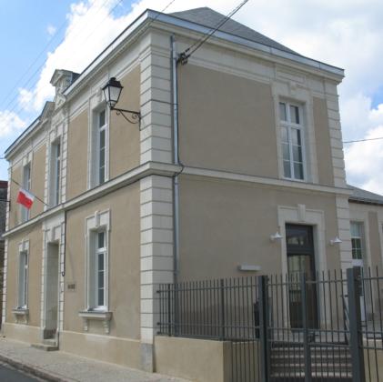 Mairie de Milon