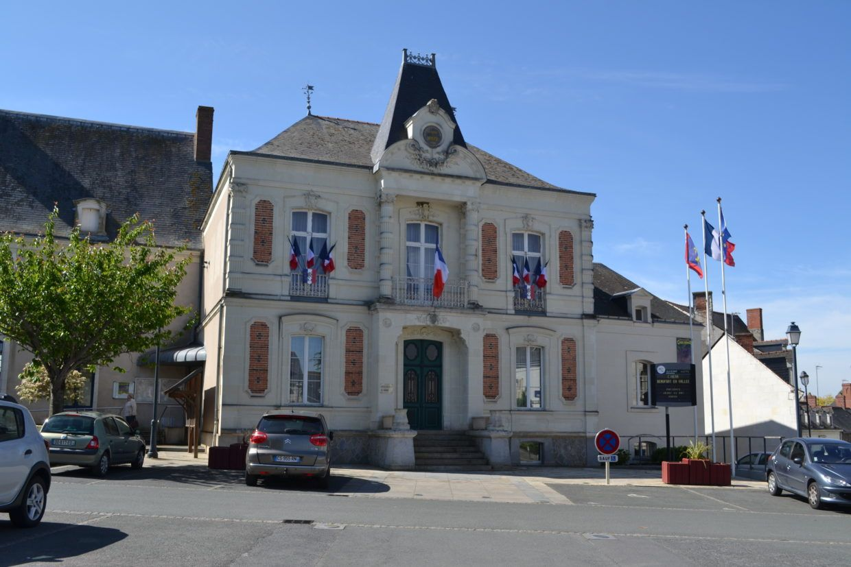 Mairie de Mazé