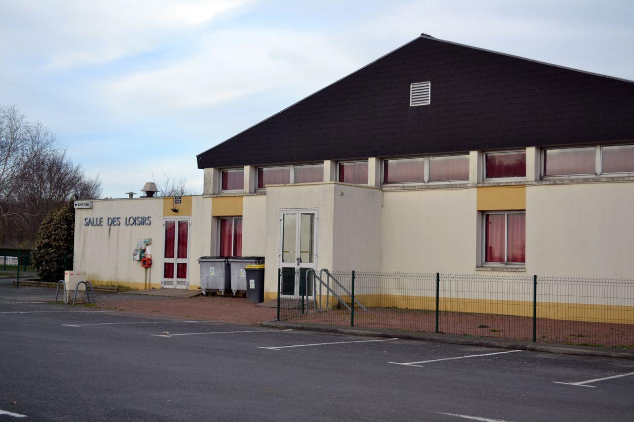 Salle De Sport Privée salle des loisirs – mazé